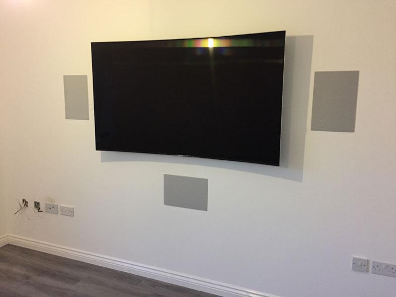Bishopbriggs 4k TV wallmount