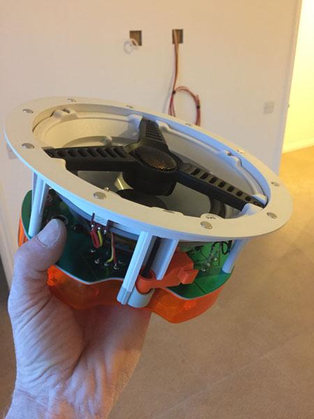 Bishopbriggs monitor audio ceiling speaker