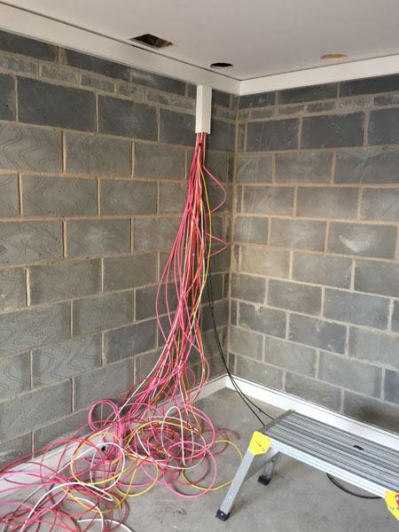 Bishopbriggs pre wire bundle