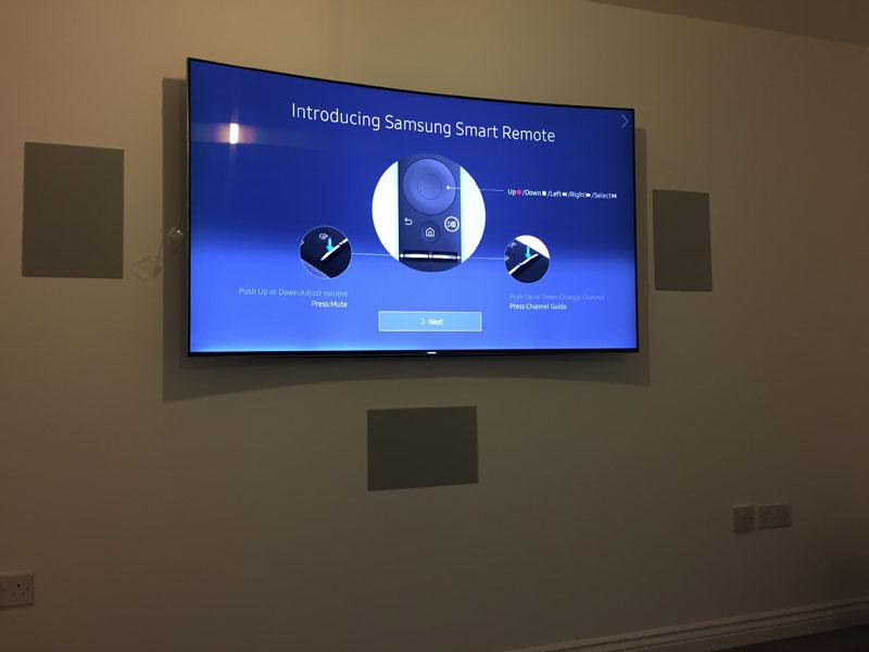 Bshopbriggs smart tv wallmount