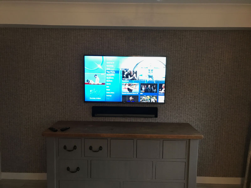 Clarkston TV with Sonos