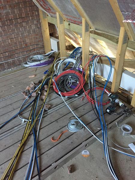 Gleneagles av cables