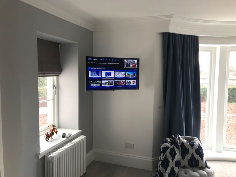Gleneagles TV wallmount 2