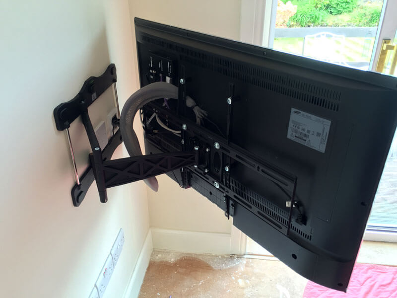 TV wall mount Bearsden TV wallmount