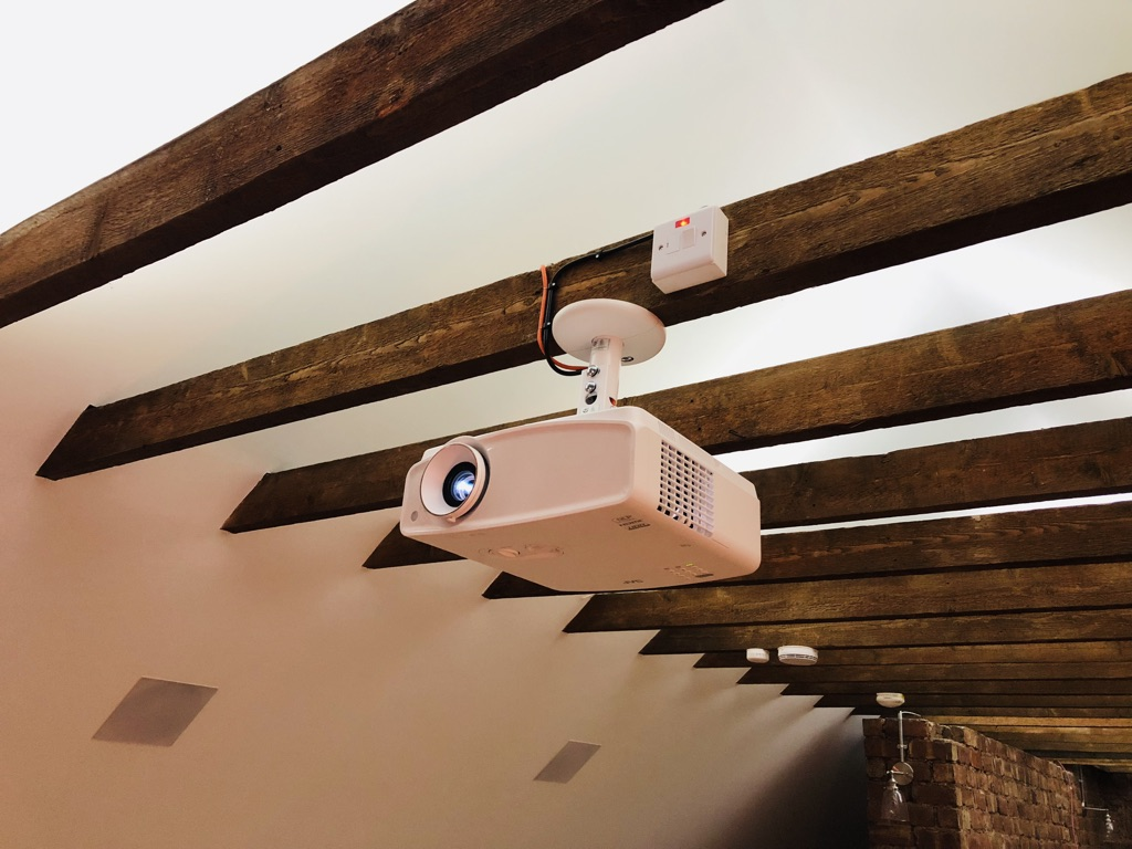 projector install glasgow